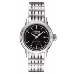 Buy Tissot Ladies Watch T-Classic Carson Automatic T0852071105100