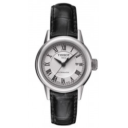 Buy Tissot Ladies Watch T-Classic Carson Automatic T0852071601300