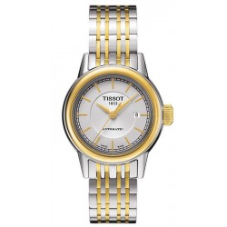 Buy Tissot Ladies Watch T-Classic Carson Automatic T0852072201100