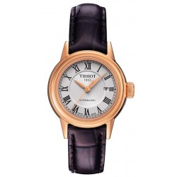 Buy Tissot Ladies Watch T-Classic Carson Automatic T0852073601300