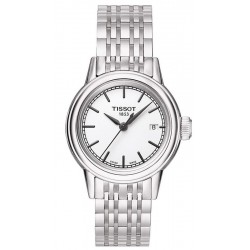 Buy Tissot Ladies Watch T-Classic Carson Quartz T0852101101100