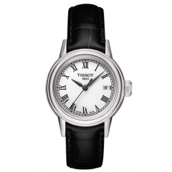 Buy Tissot Ladies Watch T-Classic Carson Quartz T0852101601300