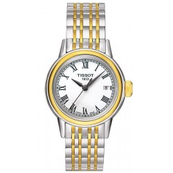 Buy Tissot Ladies Watch T-Classic Carson Quartz T0852102201300