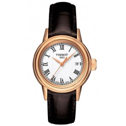 Buy Tissot Ladies Watch T-Classic Carson Quartz T0852103601300