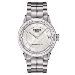 Buy Tissot Ladies Watch Luxury Powermatic 80 T0862071111100