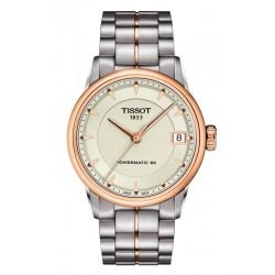 Tissot Ladies Watch T-Classic Luxury Powermatic 80 T0862072226101