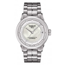 Buy Tissot Ladies Watch Luxury Powermatic 80 COSC T0862081111600