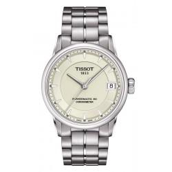 Buy Tissot Ladies Watch T-Classic Luxury Powermatic 80 COSC T0862081126100