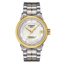 Buy Tissot Ladies Watch Luxury Powermatic 80 COSC T0862082211600