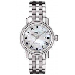 Buy Tissot Ladies Watch T-Classic Bridgeport Automatic T0970071111300