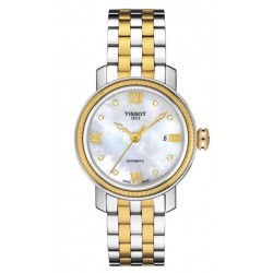 Buy Tissot Ladies Watch T-Classic Bridgeport Automatic T0970072211600