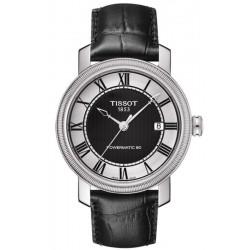 Buy Tissot Men's Watch Bridgeport Powermatic 80 T0974071605300