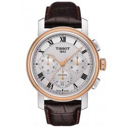 Buy Tissot Men's Watch Bridgeport Automatic Chronograph Valjoux T0974272603300