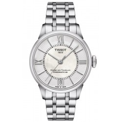 Buy Tissot Ladies Watch Chemin Des Tourelles Powermatic 80 T0992071111800