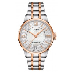 Buy Tissot Ladies Watch Chemin Des Tourelles Powermatic 80 Helvetic Pride T0992072211801