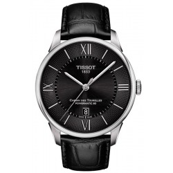 Buy Tissot Men's Watch Chemin Des Tourelles Powermatic 80 T0994071605800