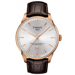 Tissot Men's Watch Chemin Des Tourelles Powermatic 80 T0994073603700