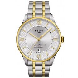 Buy Tissot Men's Watch Chemin Des Tourelles Powermatic 80 COSC T0994082203800