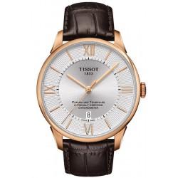 Buy Tissot Men's Watch Chemin Des Tourelles Powermatic 80 COSC T0994083603800