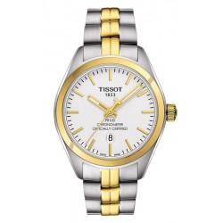 Tissot Ladies Watch T-Classic PR 100 COSC Quartz T1012512203100