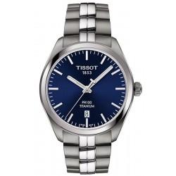 Tissot Men's Watch T-Classic PR 100 Titanium Quartz T1014104404100