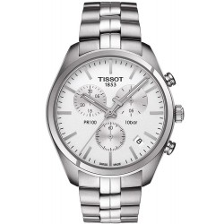 Tissot Men's Watch T-Classic PR 100 Chronograph T1014171103100