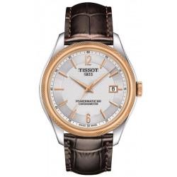 Tissot Men's Watch Ballade Powermatic 80 COSC T1084082603700