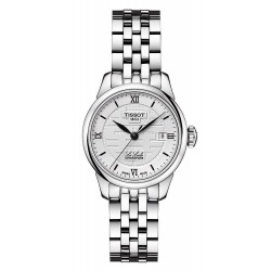 Buy Tissot Ladies Watch Le Locle Automatic Double Happiness T41118335
